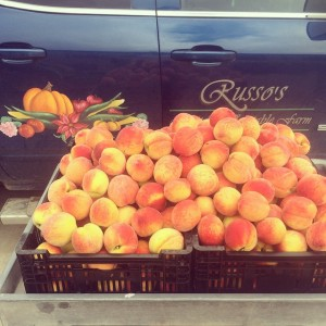 russo's peaches