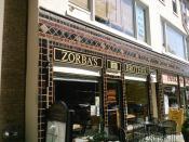 10 zorba's brother