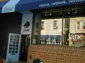 Jane, great consignment shop
