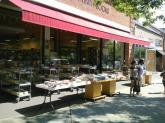 Labyrinth Books sidewalk sale no, I did not get pa