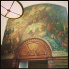 princeton post office mural