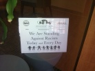stand against racism bank of princeton